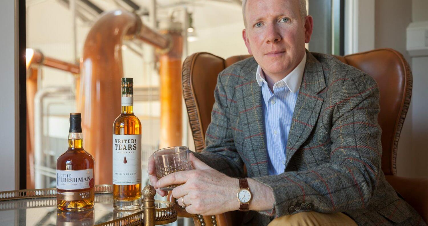 Walsh Whiskey Distillery Appoints Disaronno to Distribute The Irishman and Writers' Tears, featured image