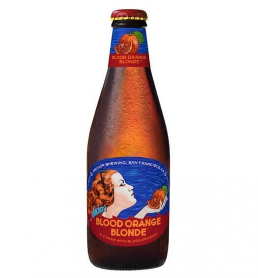 Anchor Brewing Releases Blood Orange Blonde, featured image