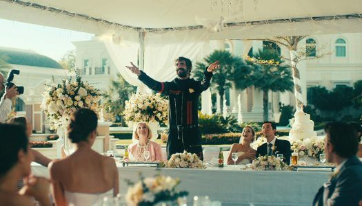 "Dos Equis Launches New Most Interesting Man Commercial, ""Wedding Crasher"""