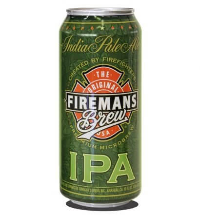 Fireman's Brew Announces Nationwide Launch of IPA, featured image