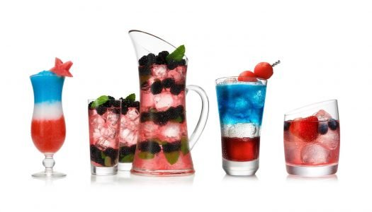 Limited Edition Stars & Stripes Svedka Summer Cocktails