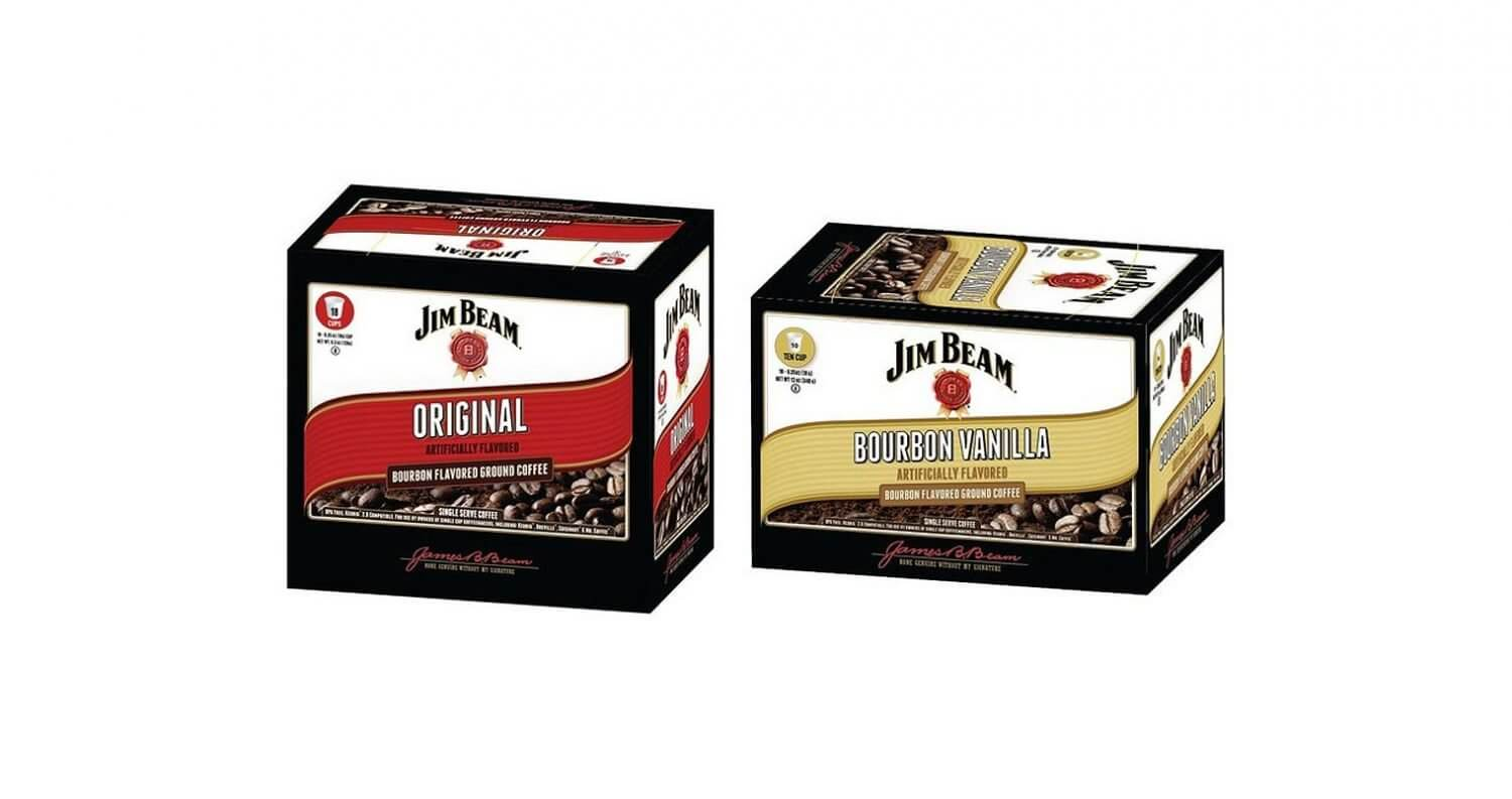 Jim Beam Bourbon Flavored Coffee Launches, featured image