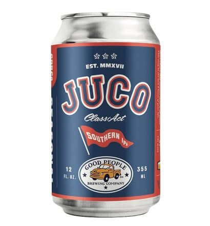 Good People Brewing Company Launches JUCO Southern IPA, featured image