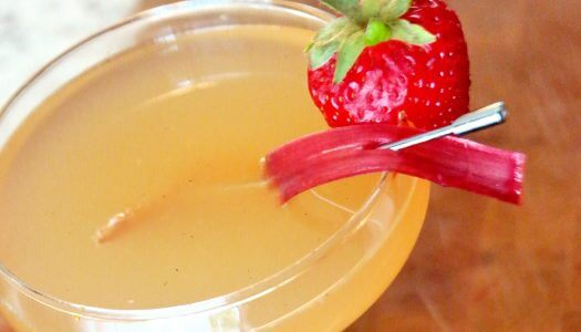 Chilled Drink of the Week: Me & Julio Down by the Rhubarb