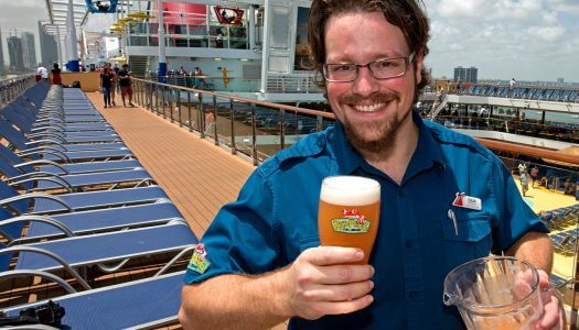 Carnival Cruise Line Brews New Miami Guava Wheat Beer Aboard Carnival Vista