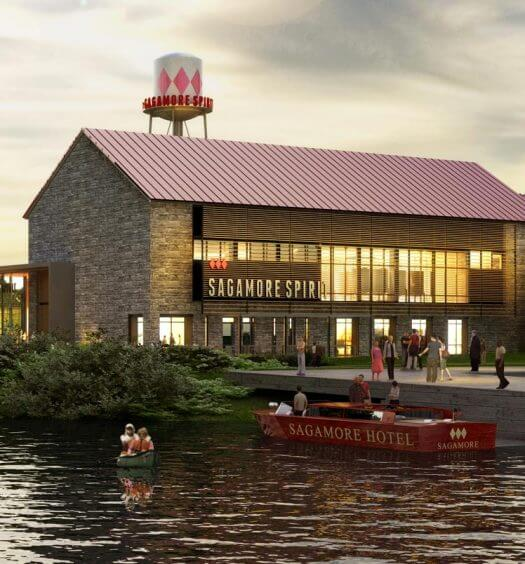 Sagamore Spirit Opens Distillery in Port Covington, featured image