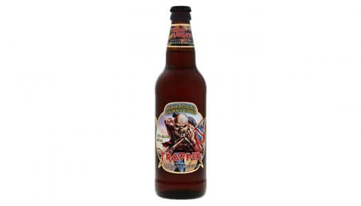 "Iron Maiden Launches ""Trooper"" Beer"