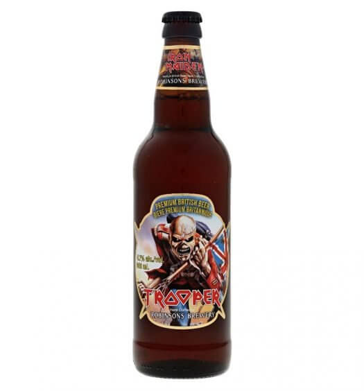 "Iron Maiden Launches ""Trooper"" Beer, featured image"