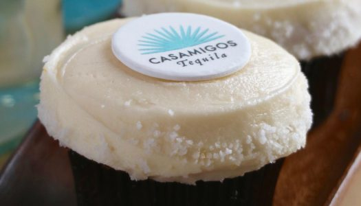 Sprinkles Bakeries and Casamigos Reinvent the Classic Margarita Cupcake
