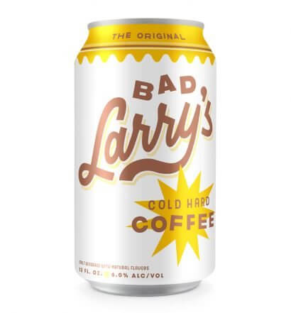 Bad Larry's Cold Hard Coffee Launches, featured image