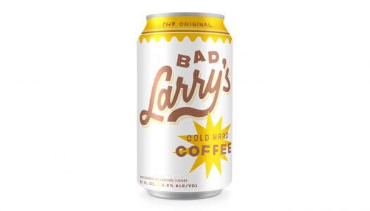Bad Larry's Cold Hard Coffee Launches