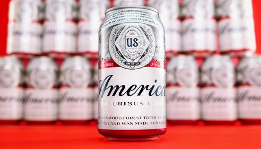 "Budweiser Bringing Back ""America"" Labels for Summer"