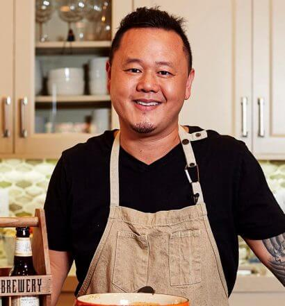 "Small Town Brewery Partners with Celebrity Chef Jet Tila for ""Not Your Father's Day"" Program, featured image"