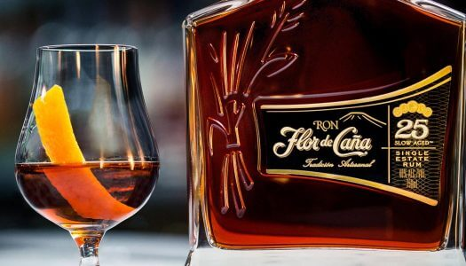 "Flor de Caña Centenario 25 Named ""2017 Best Rum of the Year"""
