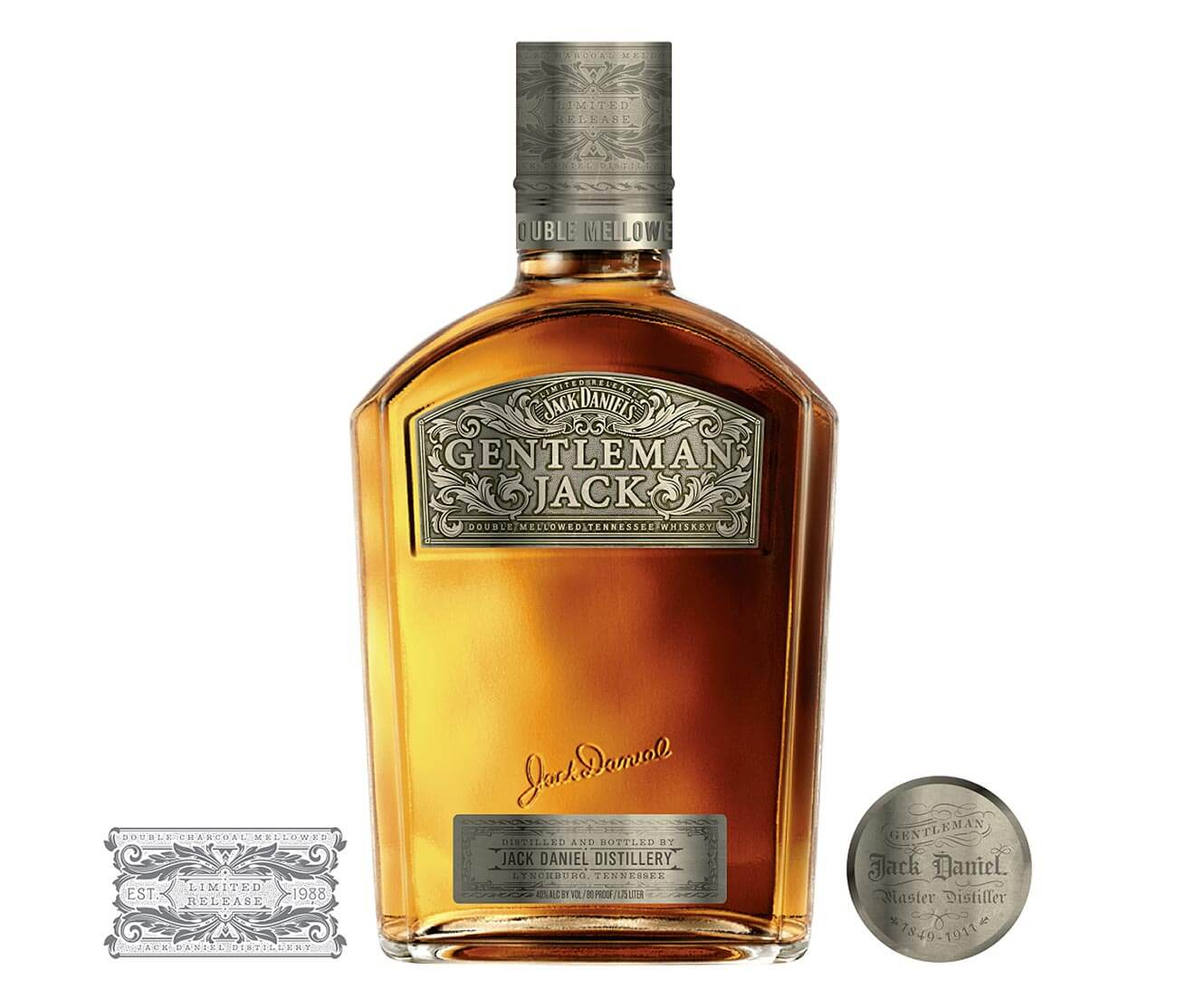 Gentleman Jack Limited Edtion Bottle
