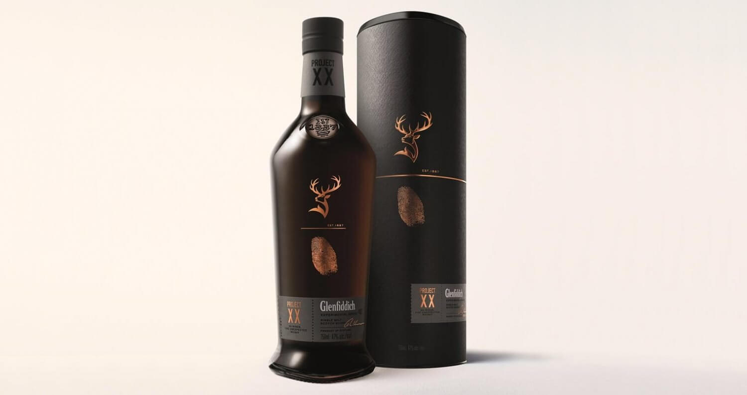 Glenfiddich Extends Experimental Series with Glenfiddich Project XX, featured image