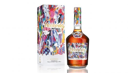 Hennessy V.S Launches Limited Edition by JonOne