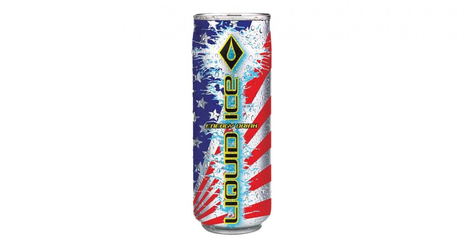 Liquid Ice Energy Drink Launches Limited Edition America Can, featured image