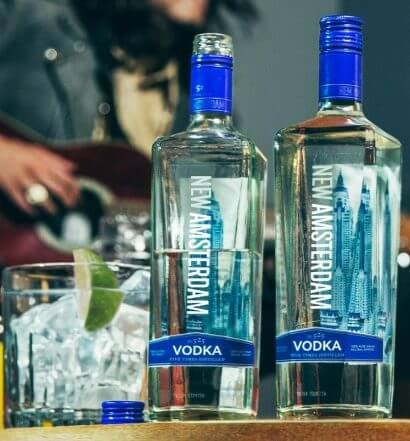 "New Amsterdam Vodka Launches ""Pour Your Soul Out"" Ad Campaign, featured image"