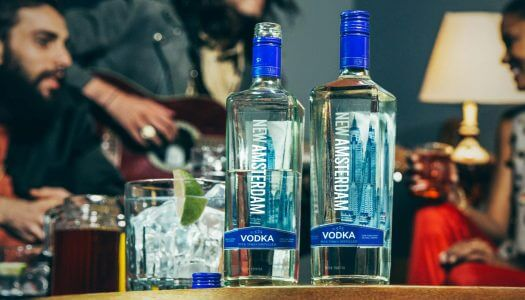 "New Amsterdam Vodka Launches ""Pour Your Soul Out"" Ad Campaign"