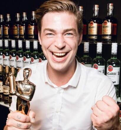 Ran Van Ongevalle Wins 2017 BACARDÍ Legacy Global Cocktail Competition, featured image