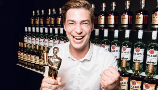 Ran Van Ongevalle Wins 2017 BACARDÍ Legacy Global Cocktail Competition
