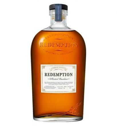 Redemption Whiskey Debuts Limited-Edition Wheated Bourbon, featured image
