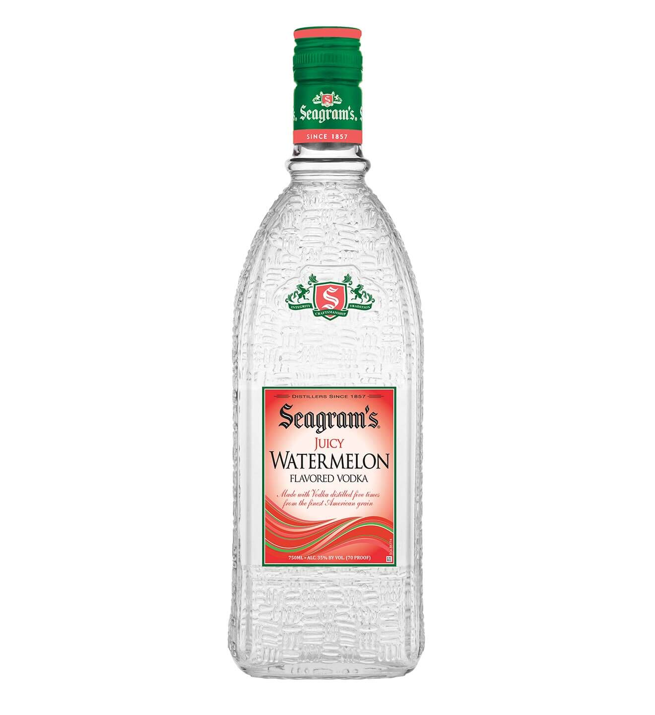 Seagram's Vodka Juicy Watermelon Flavor