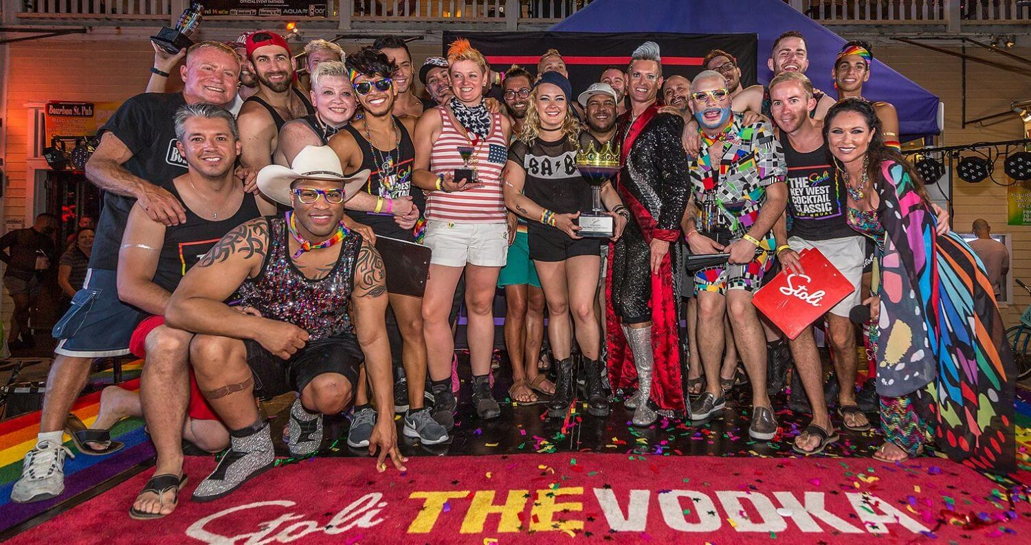 NYC Bartender Wins World's Largest LGBT Bartending Competition, featured image