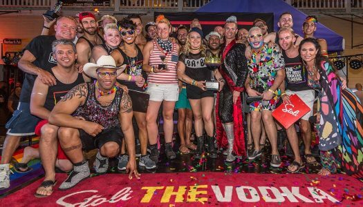 NYC Bartender Wins World's Largest LGBT Bartending Competition