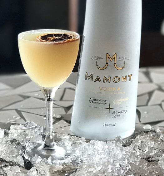 The Spirit of Adventurous Mixing with Mamont Vodka - Part 3 , featured image