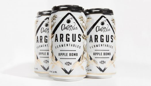 Austin's Argus Cidery Launches Apple Bomb