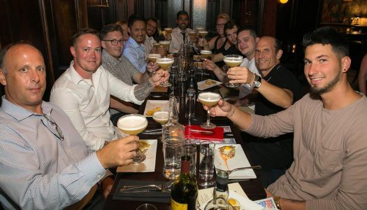 The Chilled 100 Roundtable Gathers in Boston