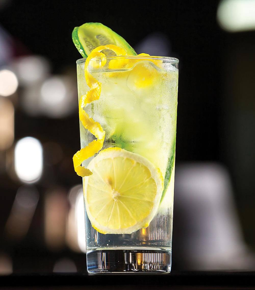 Cool Fever cocktail