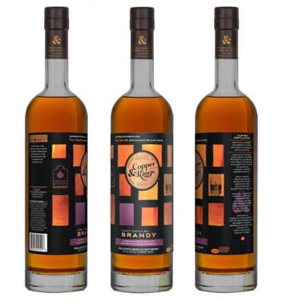 Copper & Kings American Brandy Co. Adds Five New Markets, featured image
