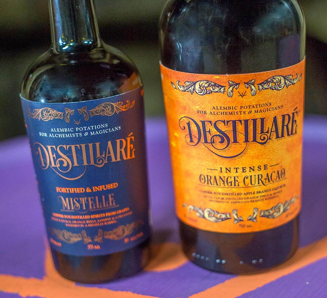 Copper & Kings Launches Destillaré Liqueurs Orange Curaçao and Limited Release Mistelle