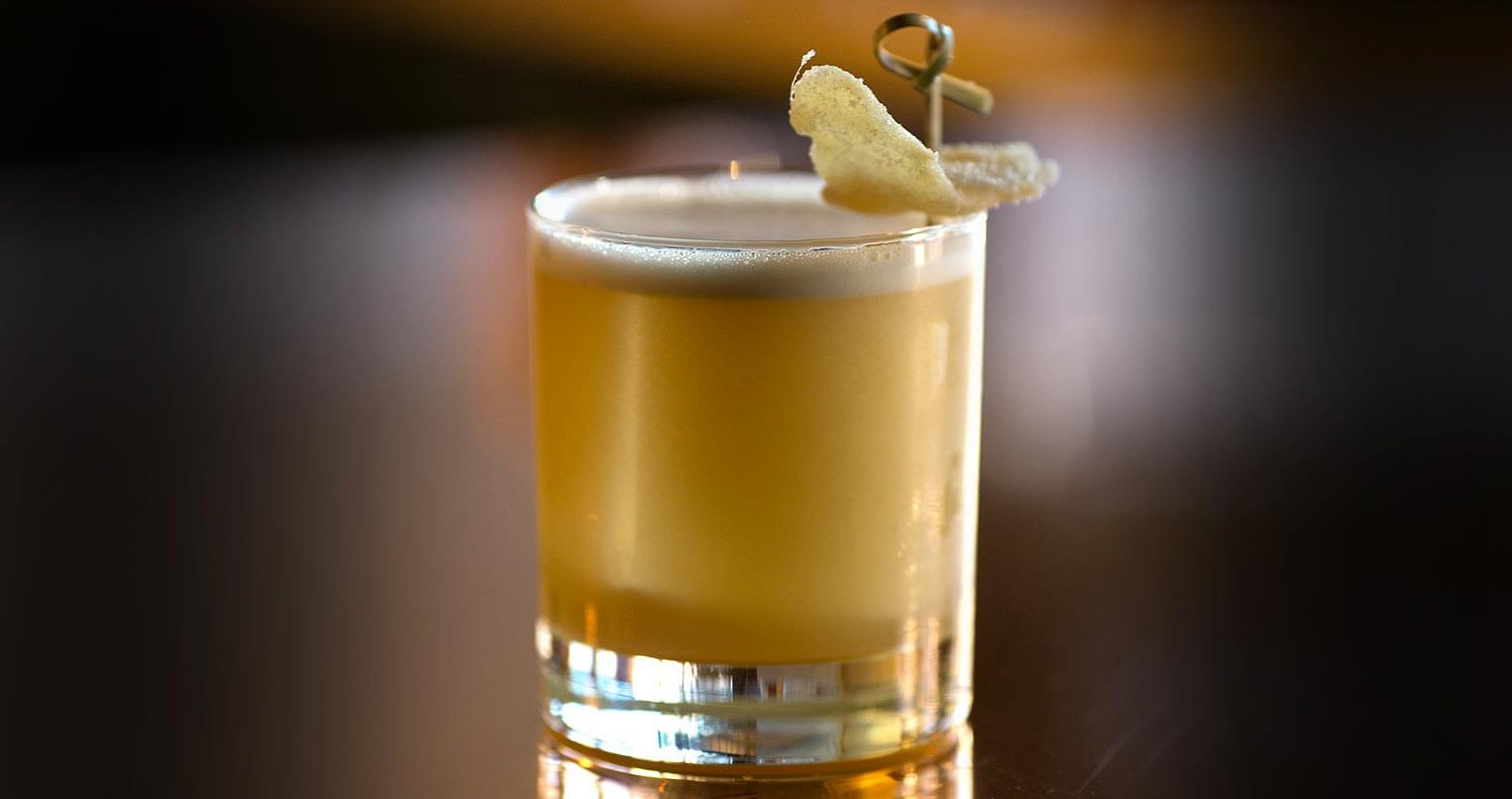 Celebrate National Scotch Day with a Dewar's Penicillin Cocktail, featured image