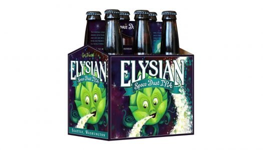 Elysian Brewing to Produce Exclusive Space Dust IPA, Made with Real Space Dust