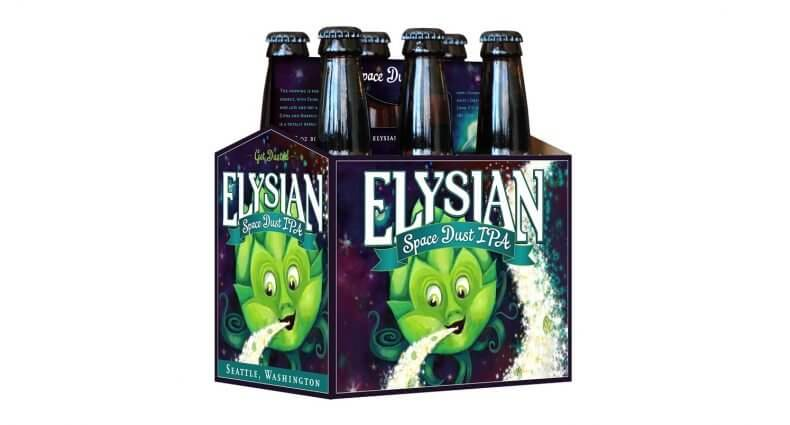 Elysian Brewing to Produce Exclusive Space Dust IPA, Made with Real Space Dust, featured image