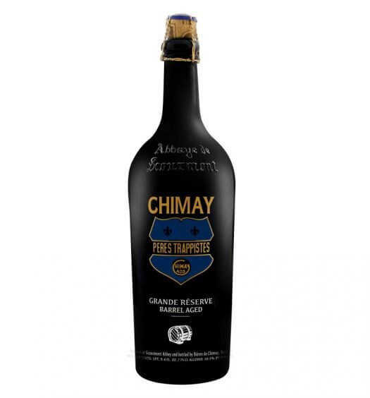 Chimay Launches Grande Réserve Barrel Aged Rhum Edition, featured image