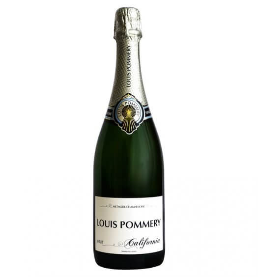 Louis Pommery California Sparkling Wine Launches, featured image