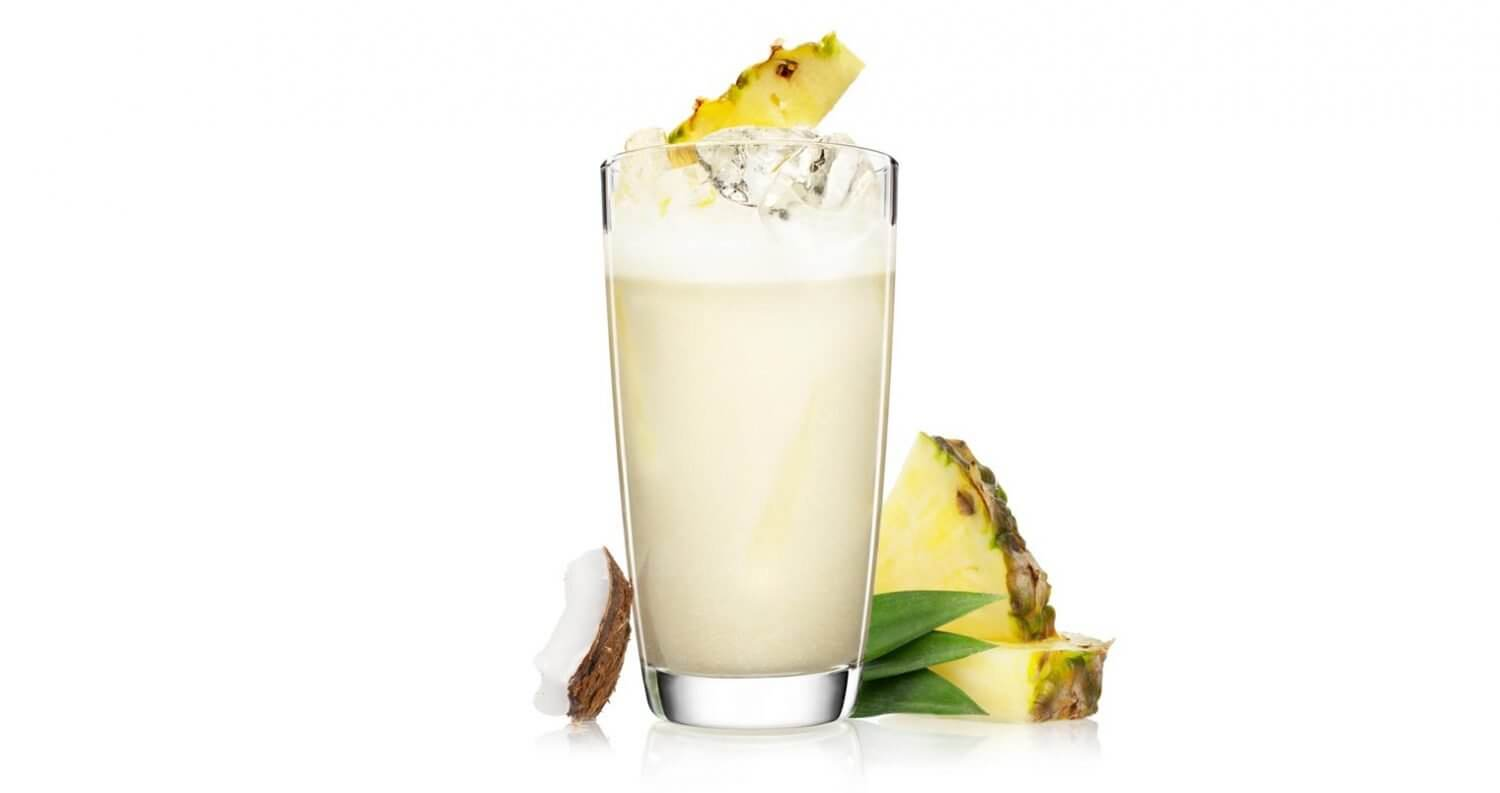 Malibu Pina Colada for National Pina Colada Day, featured image