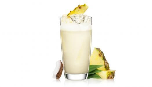 Malibu Pina Colada for National Pina Colada Day