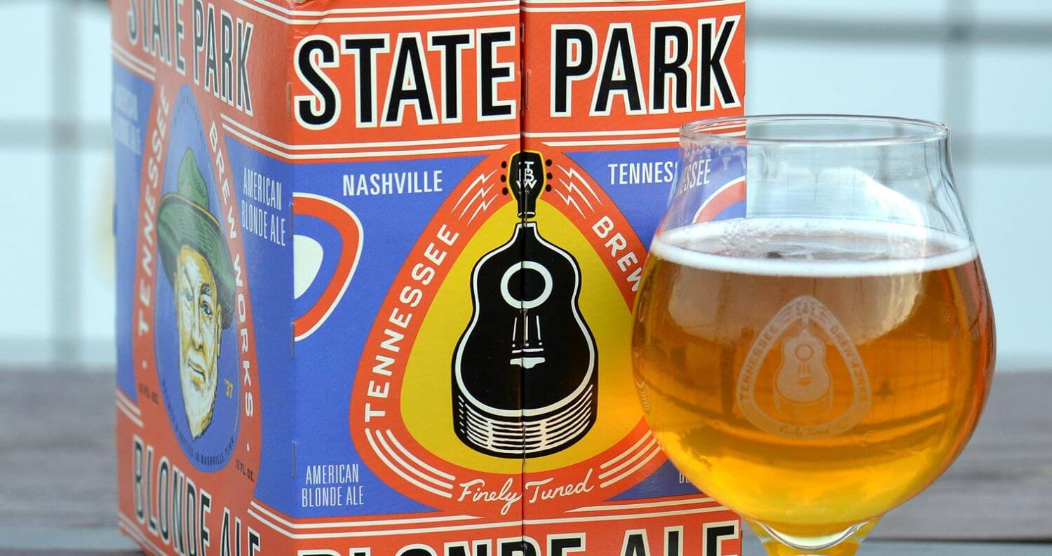 Tennessee Brew Works Launches State Park Blonde Ale, featured image