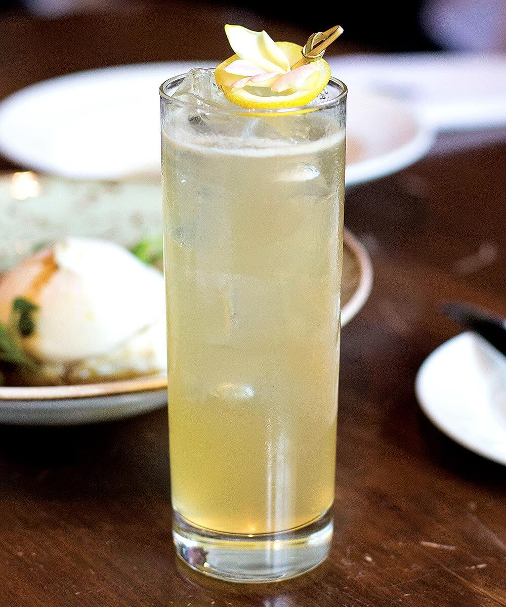 The Pollinator cocktail