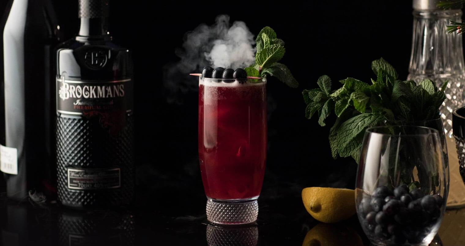 Brockmans Gin Summer Cocktails featured image