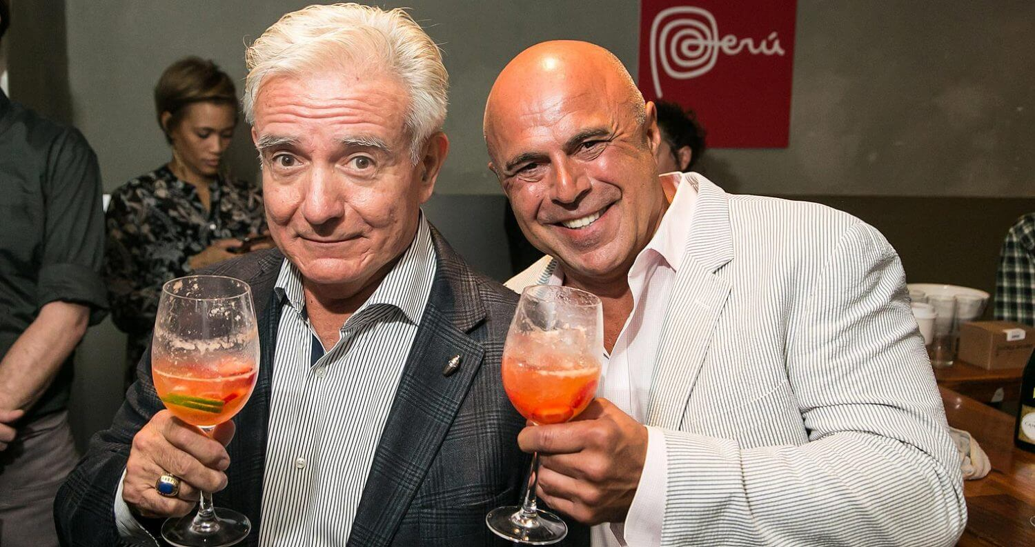 Recap: Pisco Tasting at TOTC with Dale DeGroff and Tony Abou-Ganim, featured image