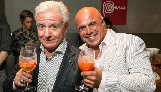 Recap: Pisco Tasting at TOTC with Dale DeGroff and Tony Abou-Ganim