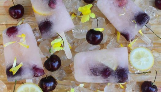 Easy to Make Boozy Ice Pops