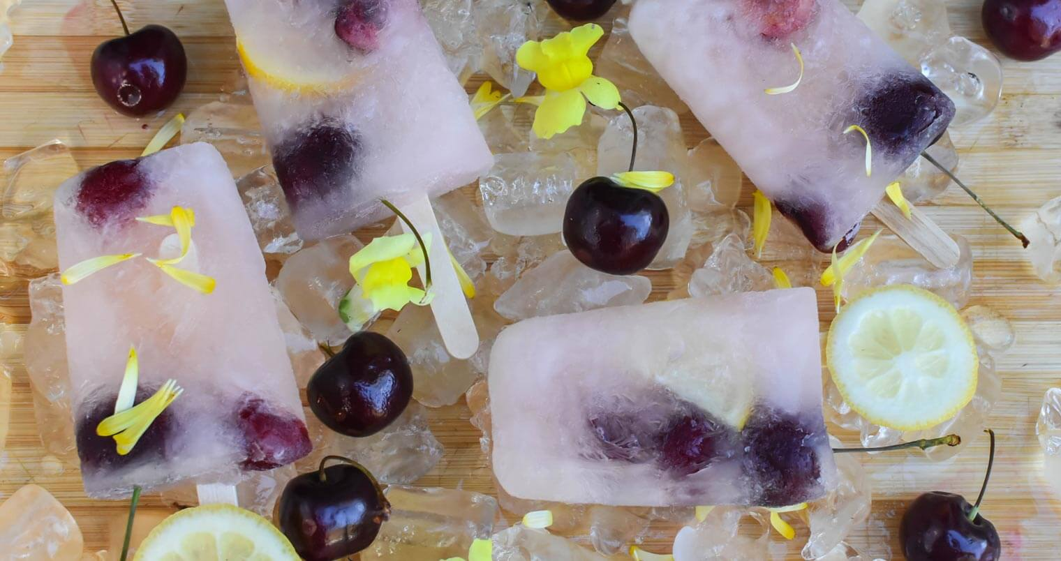 Easy to Make Boozy Ice Pops - Chilled Magazine